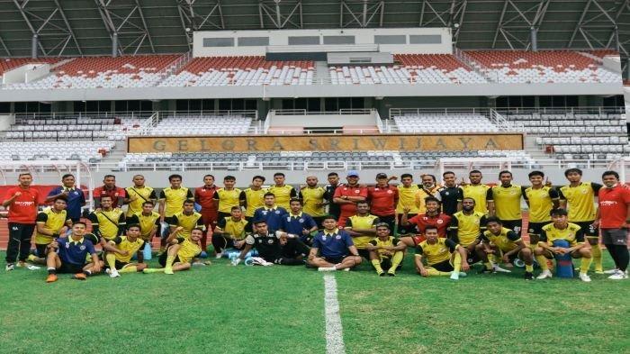 Babak I Sriwijaya FC vs Semen Padang FC, Kabau Sirah Unggul 1 Angka, 2 Eks Pemain Mulai Menyusahkan