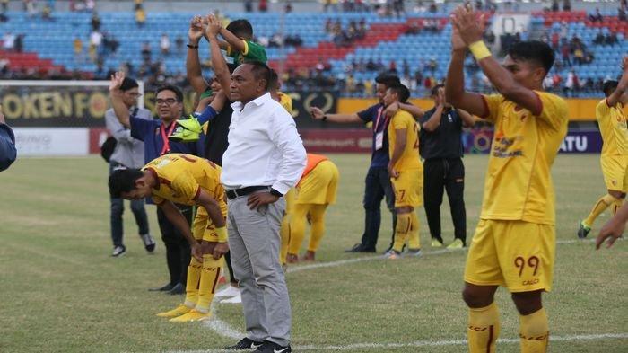 Pelatih Sriwijaya FC Kas Hartadi Minta Bantuan Suporter: Dukung Kami Hadapi Blitar Bandung United