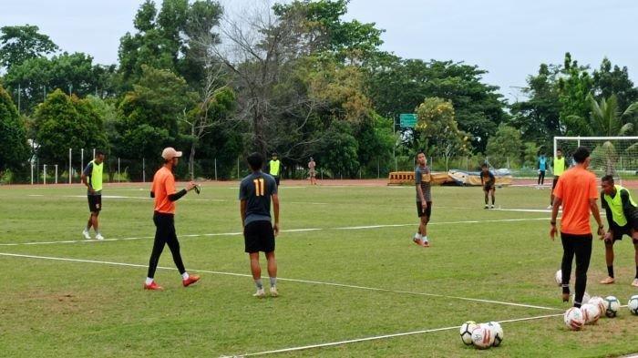 Bidik Piala Walikota Solo, Sriwijaya FC Tunda Diliburkan Nil Maizar Berikan Alasan