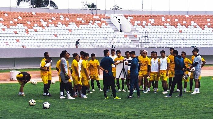 'Harus Lebih Hebat Dari Sekarang' Kriteria Pemain Sriwijaya FC Baru Menurut Nil Maizar