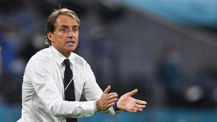 Jelang Italia vs Spanyol di Euro 2020, Kabar Buruk Melanda Gli Azzurri: Roberto Mancini Putar Otak