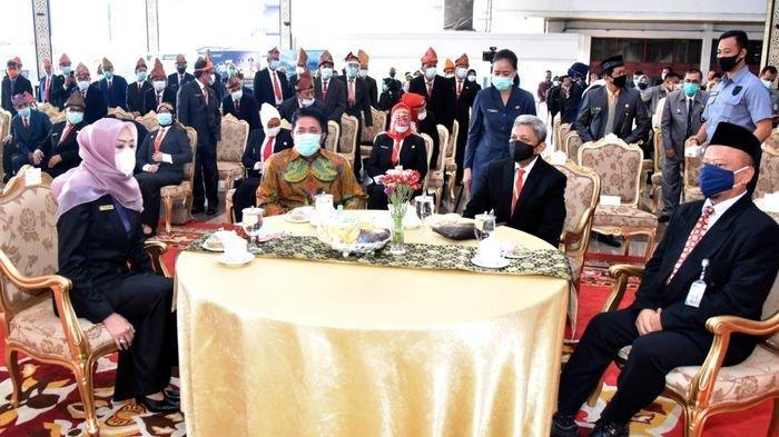 Buka Pelatihan Kepemimpinan Nasional, Gubernur HD Ingatkan Peserta Jangan Hanya Kejar Sertifikat