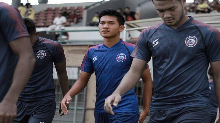 Pemain Arema FC Keluar Karena Ingin Jadi Polisi, Klub Enggan Terbitkan Surat Keluar: Sempat Meradang