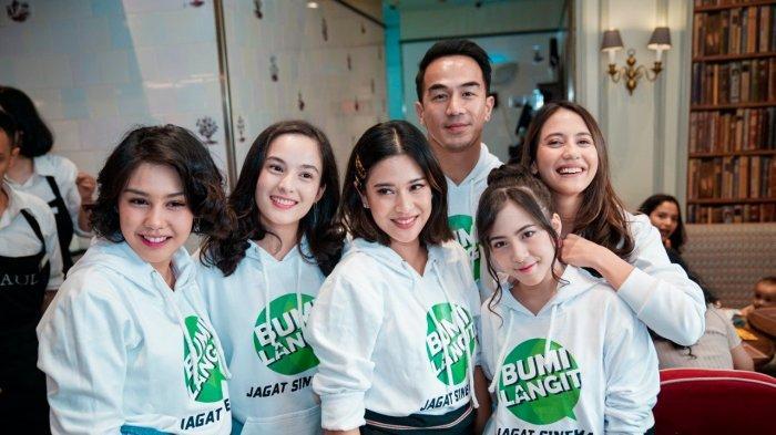 Berisikan Megabintang Sinema Indonesia, Ini Dia Daftar Pemain Film 'Jagat Sinema Bumilangit Jilid 1'