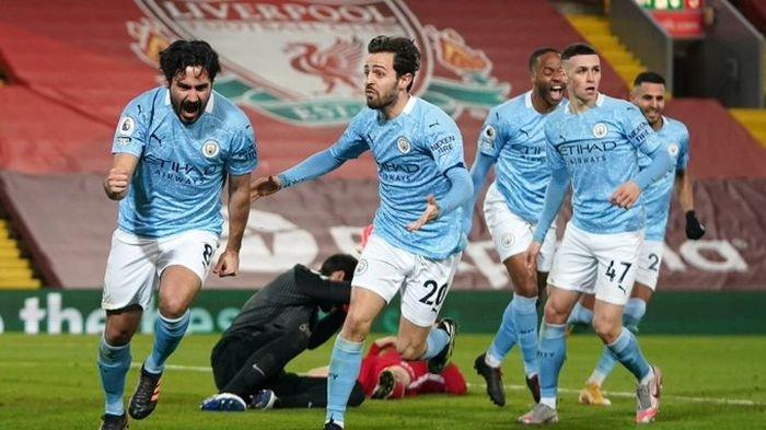 Link Live Streaming PSG vs Manchester City di Liga Champions di TV Online SCTV Akses Disini