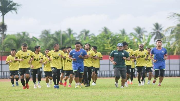 Daftar 17 Pemain Muba Babel United Latihan Perdana, Jafri Sastra: Pemain Harus Saling Mengenal Dulu