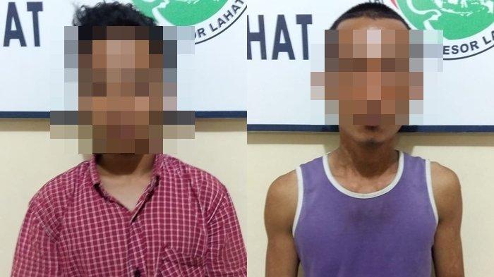 Dua Pemain Narkoba di Lahat Ditangkap Polisi Berkat Informasi Masyarakat