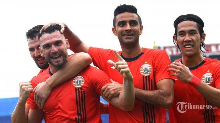 Taklukan Madura United, Persija ke Final Piala Gubernur Jatim 2020, Ini Cuplikan Golnya