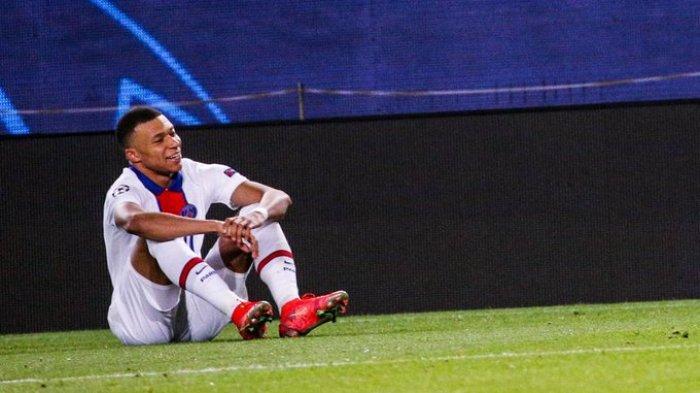 Hasil Pertandingan Bayern Munchen Vs Paris Saint Germain, Mbappe dan Navas Persulit Juara Bertahan