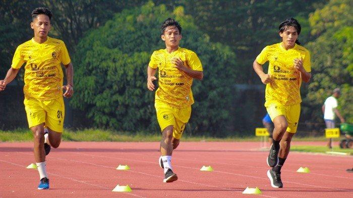 Coach Dino Yakin Fisik Pemain Sriwijaya FC Mampu Hadapi Liga 2, Hasil Cakrayuda Cs Memuaskan