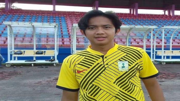 Demi Masa Depan Pemain Sriwijaya FC Ini Harus Tunda Agenda Setiap Malam Minggu