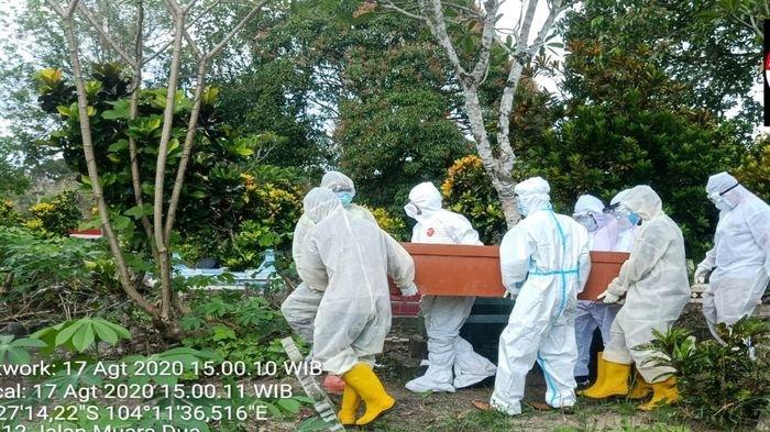 Update Covid-19 Kabupaten OKU Selatan, Kasus Positif Bertambah 4 Orang, 1 Pasien Meninggal Dunia