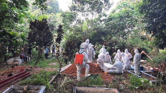 Satu Kecamatan Berstatuskan Zona Hijau Covid-19, Update Virus Corona di OKU 16 Juli