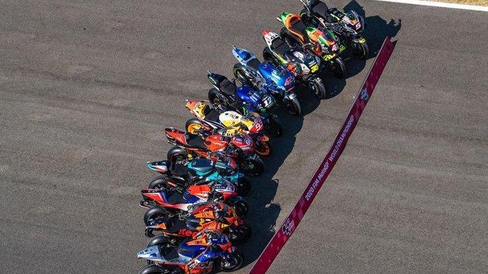 Dorna Sport Resmi Merilis Tim dan Nama Pembalap MotoGP 2021 Berikut Daftar Lengkapnya