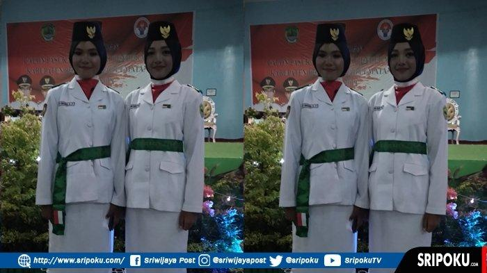 Anggap Penonton sebagai Ortu, Cara Anggi dan Dwi Hilangkan Gugup Kibarkan Bendera Indonesia di PALI
