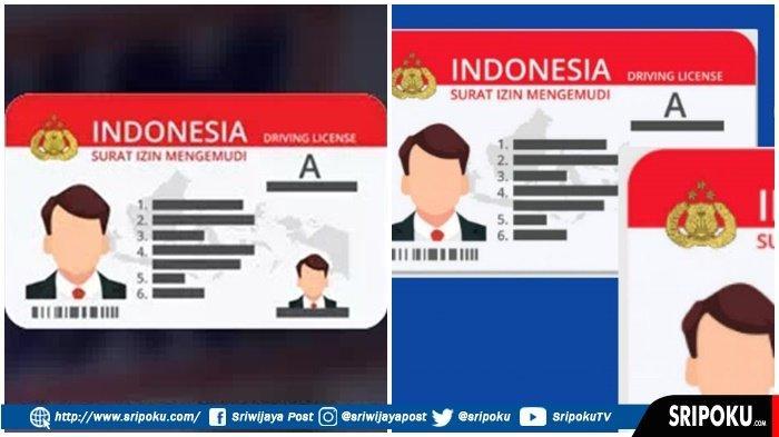 CARA Pembuatan SIM Online Pakai Aplikasi SIM Nasional Presisi (SINAR), Bisa Dilakukan Dimana Saja!
