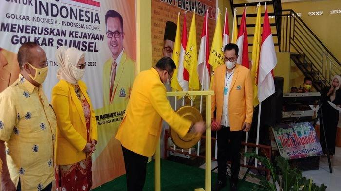 H David Aljufri Terpilih Secara Aklamasi sebagai Ketua DPD Partai Golkar Empatlawang