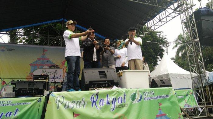 Sekda Himbau Masyarakat Ikut BPJS Ketenagakerjaan