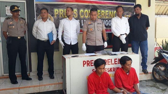 Dua Tersangka Pembunuh Ari Gunting Ditangkap Tim Macan Polres Lubuklinggau, Motif Kesal