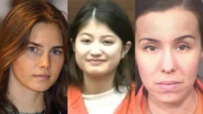 3 Wanita Berparas Cantik ini Dijuluki Pembunuh Berdarah Dingin, Malah Ada yang Tersenyum saat Sidang