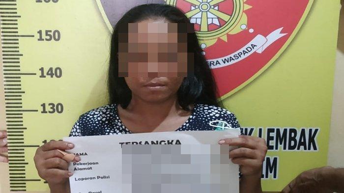 Datang dengan Baju Dipenuhi Bercak 'Merah', Penbunuh Wanita di Desa Tapus Muara Enim Serahkan Diri