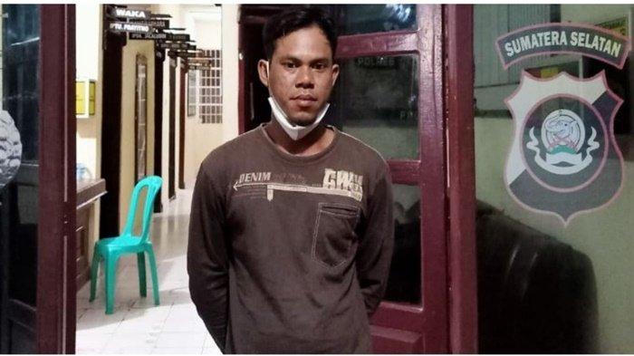 Berlari di Tengah Gelap Malam Hingga Panjat Bak Truk, Pelarian Pria Pembunuh Pasutri di OKI Berakhir