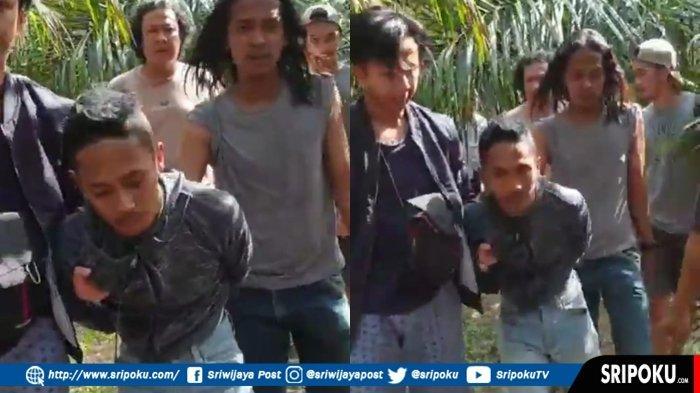Tim Resmob Polda Banten Bekuk Pelaku Pembunuh dan Pemerkosaan Gadis Baduy Sembunyi di OKU Sumsel