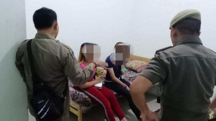 Petugas Ungkap Prostitusi Online, di Dalam  Video Tik Tok dengan Latar Adegan Mesum