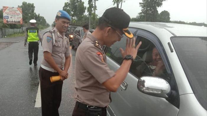 Siapkan Kelengkapan Kendaraan Anda karena Satlantas Polres Muratara akan mengambil Tindakan tegas