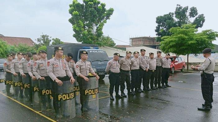 Polsek Sungai Rotan dan Gelumbang Dapat Pemeriksaan dari Kasiwas Polres Muaraenim, Hasilnya?