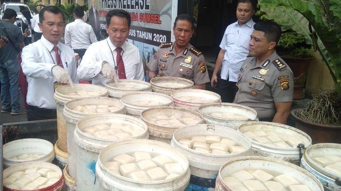 Hanya Satu Pabrik Tahu di Palembang Kantongi Izin Sanitasi dan Higiene dari Dinkes, Ada di Sukarami