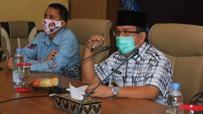 Pemkab Musirawas Gelar Rakor Pelaksanaan Pilkada Serentak Tahun 2020