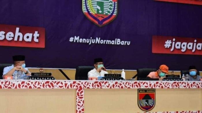 Pemkab Musirawas Terbitkan 3 Surat Edaran Terkait Pandemi Covid-19