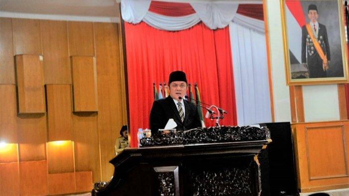 Gubernur Sumsel Herman Deru: 'Stok Pangan Sumsel Diprioritaskan dari Hasil Produksi Lokal'
