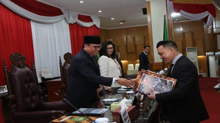 Pemprov Terima Laporan Hasil Reses 10 Dapil DPRD Sumsel