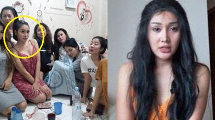 Penampilan Lucinta Luna di penjara