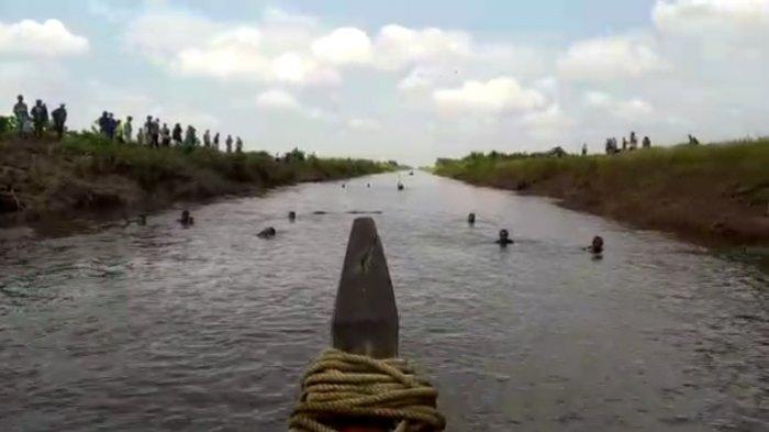 PAWANG Buaya Asal Pemulutan Dipanggil ke Jalur 25 Banyuasin, Cari Karsiti yang Hilang Disambar Buaya