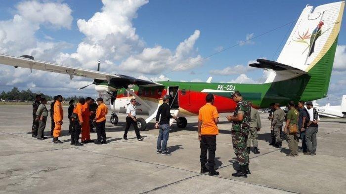 Kronologi Awal Hilangnya Pesawat Rimbun Air, Hilang Kontak Jelang Landing Bandara Sugapa