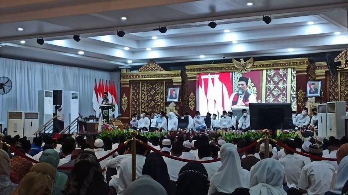 Rangkaian 40 Hari Almarhumah Percha Leanpuri Dihadiri Menteri Hingga Undang Ustaz Abdul Somad