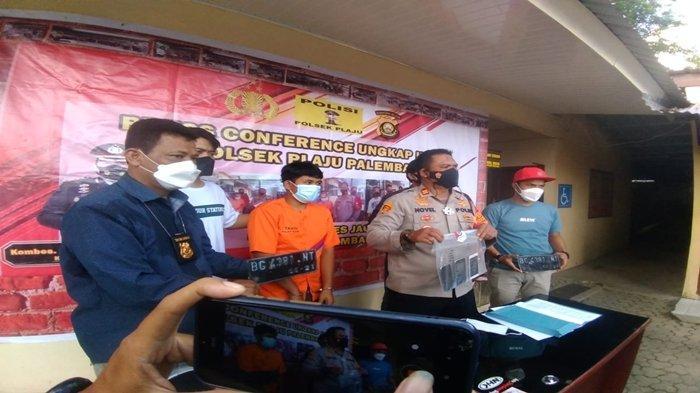 Pencurian di Palembang, Tak Punya Uang Beli Sabu Remaja Pria di Plaju Ini Bobol Rumah Tetangga