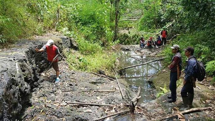 Warga Pagaralam Temukan Batu Berelief Terpanjang Ribuan Tahun! Sejarah Megalit Akhirnya Terungkap