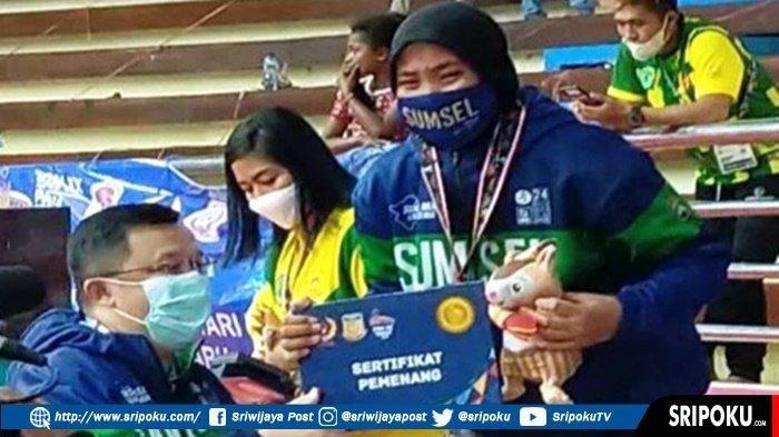 SUMSEL Geser Aceh dan Banten di Perolehan Medali PON Papua, Tambah Tiga Medali Emas, Ini Daftarnya!