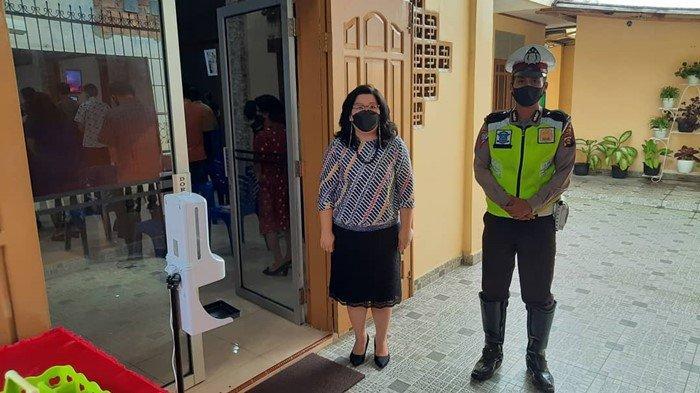 Polantas Turut Dikerahkan Usai Bom Makassar, Polres OKU Selatan: tidak Hanya di Gereja