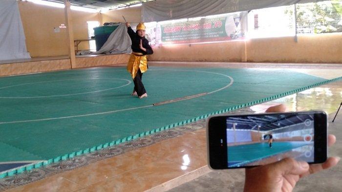 Minim Dana Pembinaan, Pesilat Pelajar Palembang Tetap Berprestasi di Tingkat Nasional