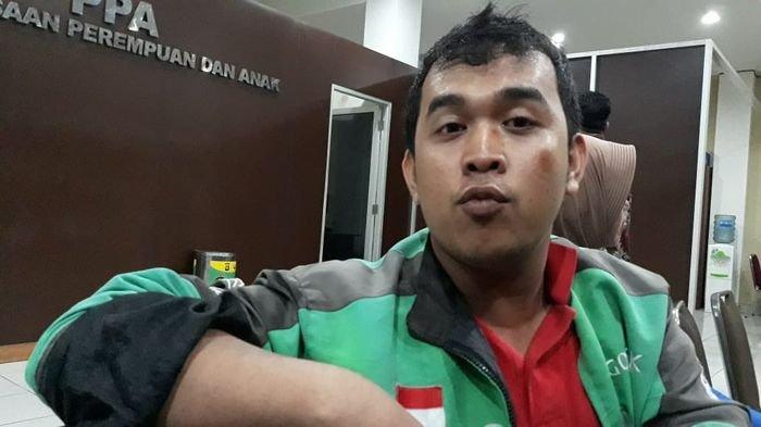 Berita Palembang : Dituduh Curang Lalu Dipukul, Driver Ojek Online Laporkan Teman Seprofesinya