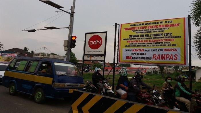 Traffic Light Jembatan Musi IV Nggak Digubris