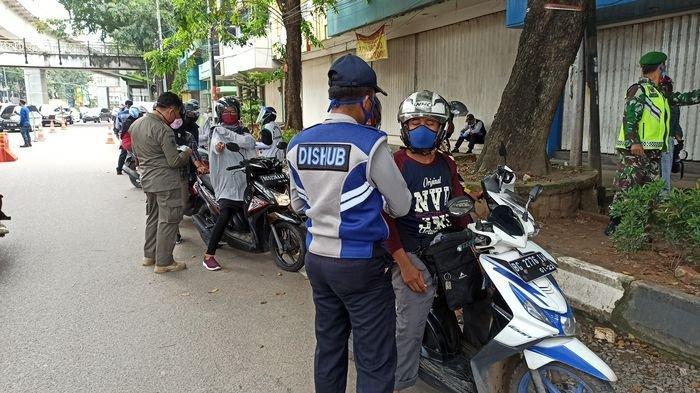 Berlakukan Pembatasan Sosial Berskala Besar Di Palembang