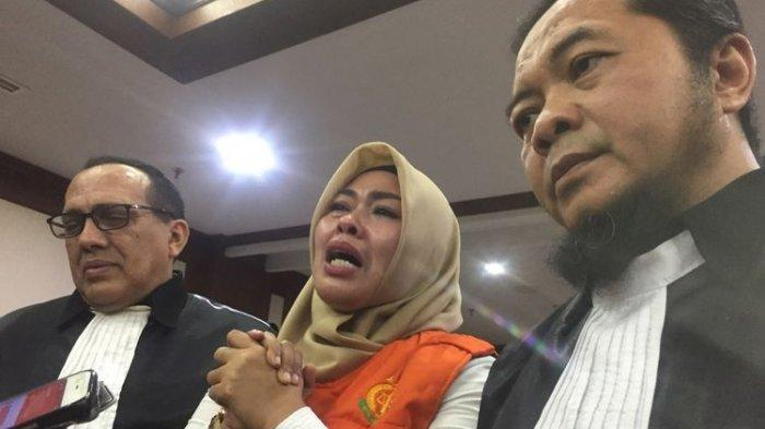 Pembuat Video Viral Penggal Jokowi Ina Yuniarti Bebas, Tiga Anaknya Jadi Tujuan Usai Ucap Takbir