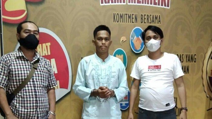 Uang Karet tak Disetor, Warga Muaraenim Diringkus di Prabumulih: Terancam 4 Tahun Penjara