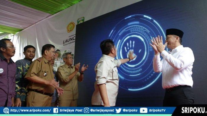 Herman Deru Targetkan Sumsel Penghasil Pangan Nomor 1 di Indonesia